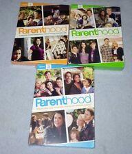Parenthood complete seasons 1,2,3 DVD