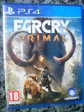 FAR CRY PRIMAL Nuevo Precintado PS4 Farcry aventura en castellano In english