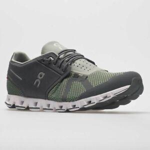 ON CLOUD Running Men's Shoe - Rock/Leaf - SIZE 8