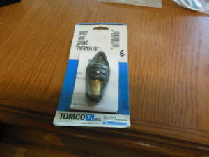 Tomco 9337 Carburetor Choke Thermostat For Some 80 - 90 Mazda & Mitsubishi Apps.