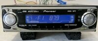 Pioneer DEH-P4600MP Car Stereo Receiver Radio + Faceplate/Harness FULLY TESTED!