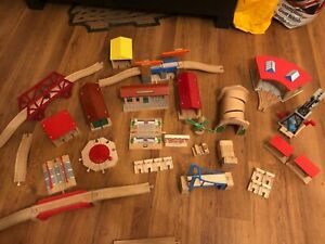 Choice of Accessories for Brio / Wooden Train Track with Combined Postage