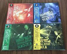 PAUL GILBERT & FREDDIE NELSON Japan PROMO 2CD x 4 set CARD SLEEVE Mr Big OBI