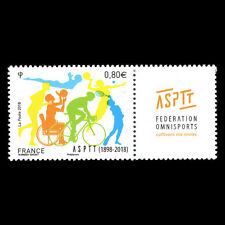 France 2018 - 120th Anniversary of the ASPTT Sports Cycling - MNH