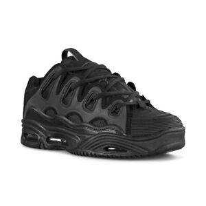 Osiris D3 2001 Skate Shoes - Black / Black / Black