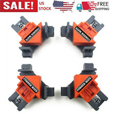 90 Degrees Right Angle Clamp Clip Quick Fixing Picture Frame Corner Clamps Tool