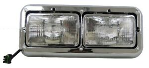 New Passenger Side Chrome LED Headlight FOR Kenworth Western Star 4900