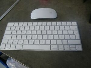 clavier + souris sans fils Apple model a1657/a1644 ( occasion )