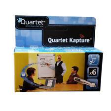Quartet Kapture Dry Erase Ink Refill Cartridges 6 Pack Black 23704
