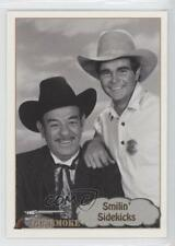 1993 Pacific Gunsmoke #90 Smilin' Sidekicks Non-Sports Card 0l5
