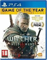 The Witcher 3: Wild Hunt Complete Edition (Sony PS4, 2016)