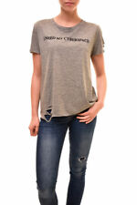 Wildfox Women's Authentic Cyberspace Shirt Grey Size S RRP £81 BCF83