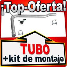 Pantalones de Tubo VW T4 2.0 / 2.4 D / D SYNCRO 1.9 TD 1990-1995 Escape AAE