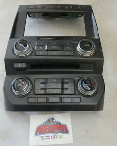 17-18 FORD F250 F350 SUPER DUTY, DUAL ZONE CLIMATE CONTROL PANEL (OPS0301)
