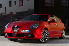 ✺Alfa Romeo Giulietta Alloy Wheel 18inch✺OEM 2012✺used✺225 40 ZR18 40%KUMHO Tyre