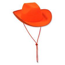 40131224da63c Beistle 60846-o Felt Cowboy Hat 6 per Package
