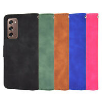 For Samsung Galaxy Z Fold 2 5G Magnetic Wallet Flip Leather Case Cover Shell