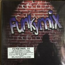 FUNKYMIX 91 LP Webbie Chris Brown The Game D4L Gong NEW