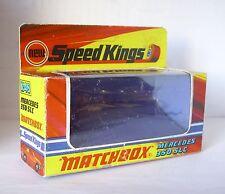 Repro Box Matchbox Speed Kings K 48 Mercedes 350 SLC