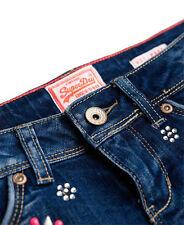 Superdry Cotton Blend Hot Pants Shorts for Women