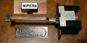 1967 1968 Cougar Windshield Wiper Switch NOS free shipping