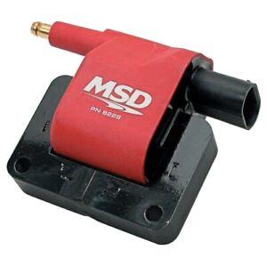 MSD 8228 Blaster Ignition Coil For 98-99 Dodge Durango 5.2L NEW