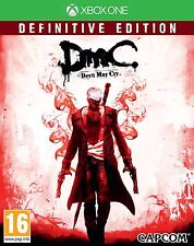 DEVIL MAY CRY DEFINITIVE EN CASTELLANO NUEVO PRECINTADO XBOX ONE
