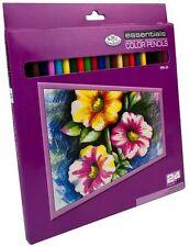 Royal & Langnickel Essentials Artist Colored Pencils Set of 24 PEN-24