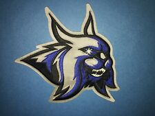 Rare Augusta Lynx ECHL Hockey Jersey Shoulder Patch Crest