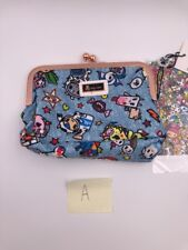 Tokidoki Denim Daze Kisslock Coin Purse (B4)