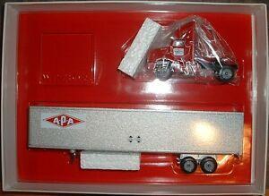 APA Transport Corp North Bergen, NJ '98 Winross Truck