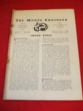 MODEL ENGINEER - Sept 22 1938 Vol 79 # 1950