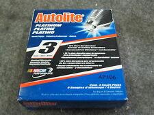Autolite AP106 Platinum Spark Plugs Pack of 4