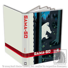 Gama Go Journal from Dark Horse