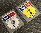 EFL Sky Bet League One 2018/19 - 2019/20 Player Size Shirt Sleeve Patches