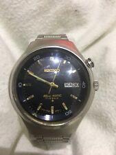 Seiko Bellmatic Alarm 4006-7012 Vintage Automatic Japan Men's Watch