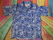 reyn spooner elvis shirt rare hawaiian  medium presley