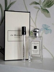 Jo Malone English Pear & Freesia Cologne 🍃🔷️10ml Purse Spray🔷️🍃