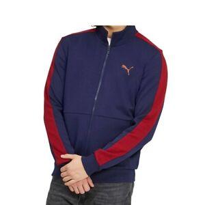 NEW! Men's Puma Full Zip Track Jacket Cardigan Great Gift