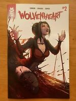 WOLVENHEART #2 Main Cover A 1st Print Mad Cave Studios 2019 NM+