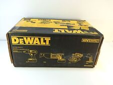 * DEWALT DC4CKITA 18V NiCd Cordless Combo Kit (4-Tool)