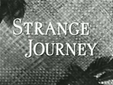 STRANGE JOURNEY (1946) DVD PAUL KELLY, OSA MASSEN