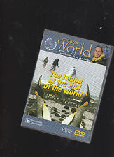 Grainger's World:Travels With Greg Grainger DVD Antarctic Island At End Of World