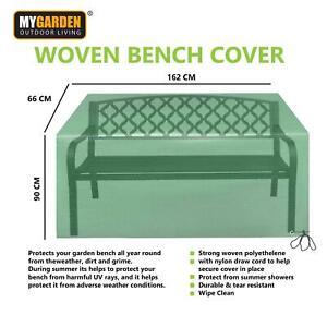 Garden Bench Cover Waterproof Outdoor Patio Furniture Cover