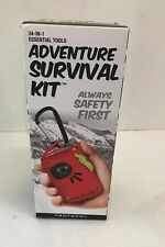 Protocol 34-1 Adventure Survival First Aid Kit Tactical Tools Safety First