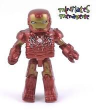 Marvel Minimates SDCC Exclusive Iron Man 3 Movie Hall of Armor Mark III Iron Man