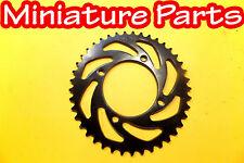 PIT Bike Trasero Espalda Piñón 420 38 dientes rueda de Dientes se ajusta SDG Super Moto Pitbike