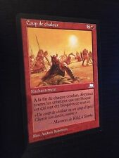 MTG MAGIC WEATHERLIGHT HEAT STROKE (FRENCH COUP DE CHALEUR) NM