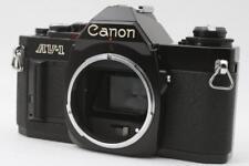 **Excellent+++++** Canon AV-1 35mm SLR Film Camera Black Body Only from Japan