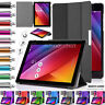 Magnetic Leather Smart Stand Case Book Cover For ASUS ZenPad 10 (Z301MF) 10.1""